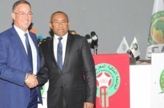 CAF: le Maroc a officialisé sa demande
