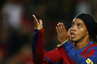 Testé positif au Covid-19, Ronaldinho donne de ses nouvelles