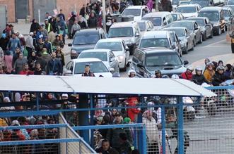 Les Marocains interdits d'accès à Sebta