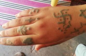 Khadija, «la fille aux tatouages», croupit actuellement en prison