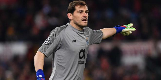 Le président de Porto officialise la retraite d'Iker Casillas