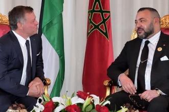 Le roi Mohammed VI a reçu un message du roi Abdallah II