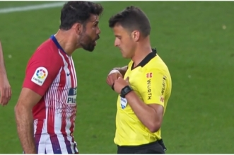 L'Atletico Madrid privé de Diego Costa face au Bayern Munich