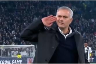 Confinement: José Mourinho rappelé à l'ordre