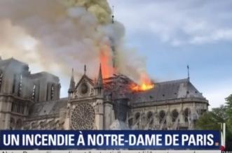 Notre-Dame de Paris: Macron veut la reconstruire à l'identique
