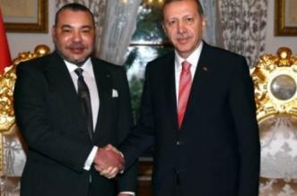 Le président Erdogan a reçu un message du roi Mohammed VI
