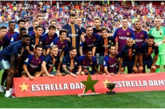 Le FC Barcelone s'attache les services d'un attaquant