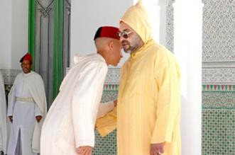 Le roi Mohammed VI a reçu les félicitations du gouvernement