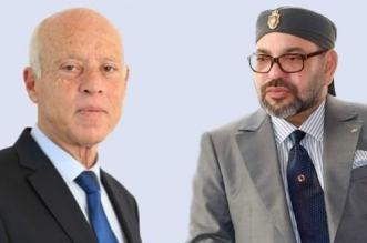 Le roi Mohammed VI a reçu un message du président Saeïd