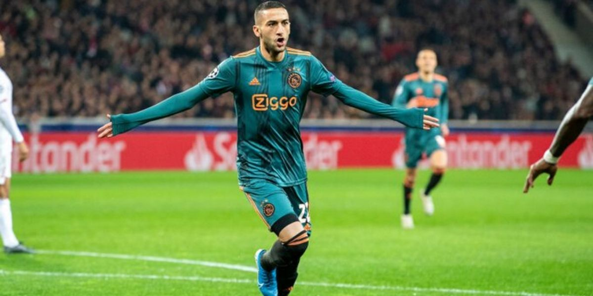 Chelsea : Hakim Ziyech proche de rejoindre les Blues ?