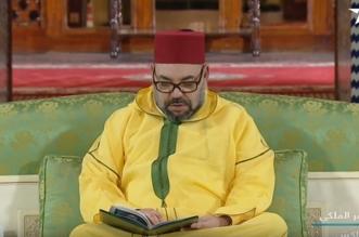 Aïd Al Mawlid: le roi Mohammed VI célèbre une veillée religieuse