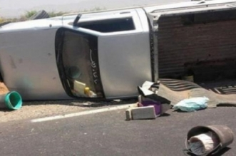 Accident mortel dans les environs de Ouarzazate