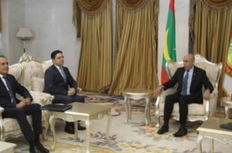 Agenda chargé pour Bourita à Nouakchott