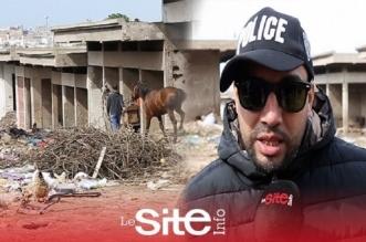 Casablanca: les habitants d'Oulfa se plaignent d'un souk abandonné (VIDEO)