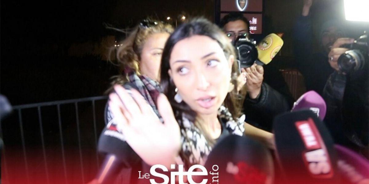 Prison pour la chanteuse marocaine, toutes les explications — Dounia Batma