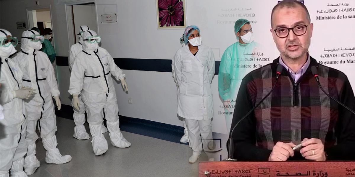 """El Youbi: """"On s'attend à un aplatissement de la courbe de l'épidémie, à condition…"""""""