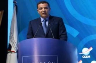 CGEM: Alj exhorte les patrons à «faire preuve d'une extrême vigilance»