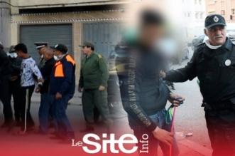 Etat d'urgence: les arrestations se poursuivent à Casablanca (VIDEO)