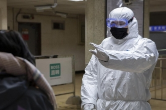Covid-19/France: 7.560 décès et près de 15.500 cas de guérison