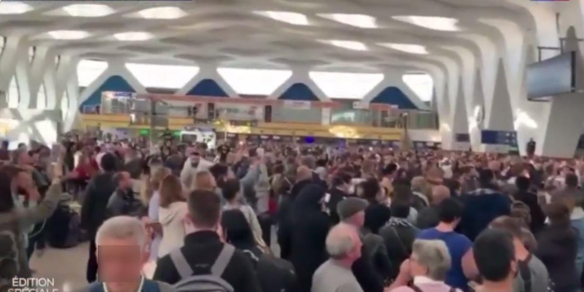 Avions spéciaux pour des milliers de touristes bloqués au Maroc — Coronavirus