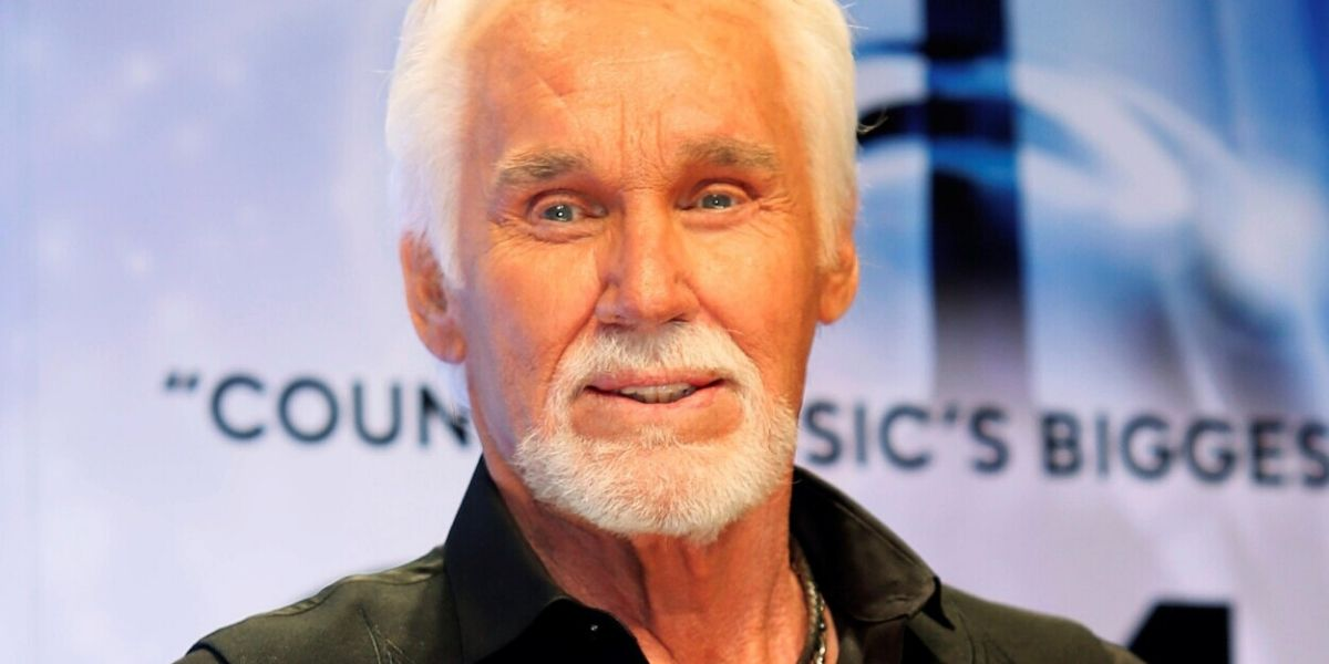 La vedette country Kenny Rogers n'est plus