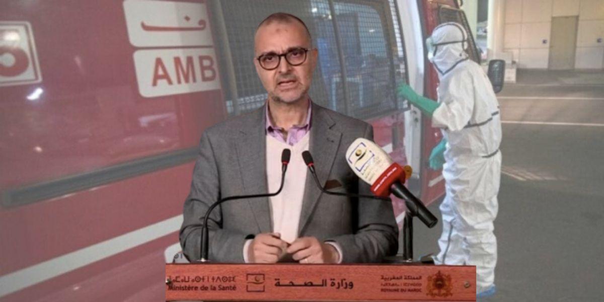 Nouveaux cas de covid-19 au Maroc: les régions les plus touchées