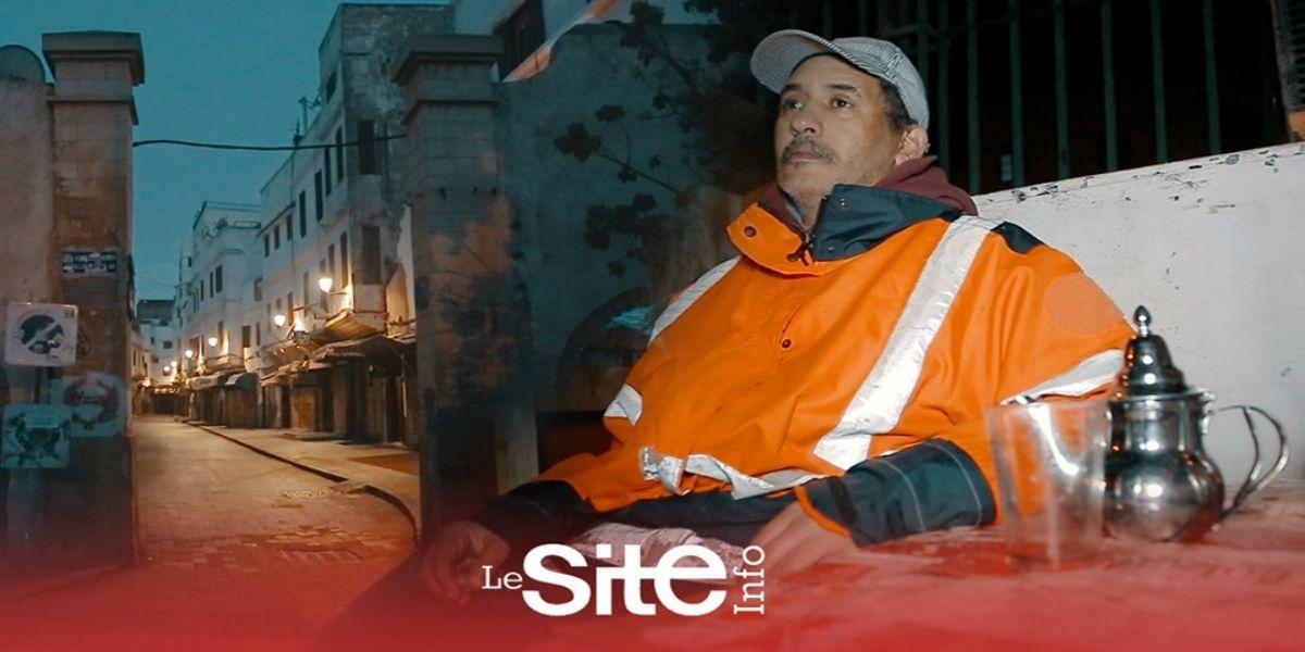 Covid-19 au Maroc: le cri du cœur d'un veilleur de nuit (VIDEO)