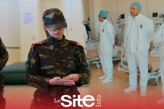 Covid-19: au cœur de l'hôpital militaire de campagne de Benslimane (VIDEO)