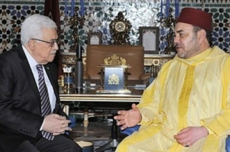 Le roi Mohammed VI a reçu un message du président Abbas