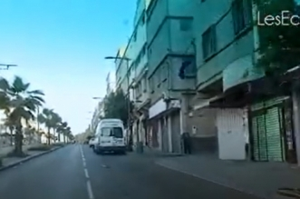 Casablanca, ville fantôme le 2ème jour de l'Aïd (VIDEO)