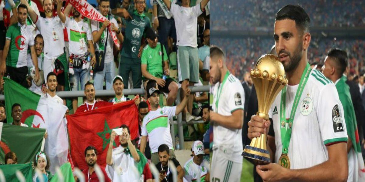 Mahrez sait pourquoi certains n'aiment pas voir les Fennecs gagner — Algérie