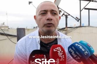 Première sortie de Rafik Boubker après sa remise en liberté (VIDEO)