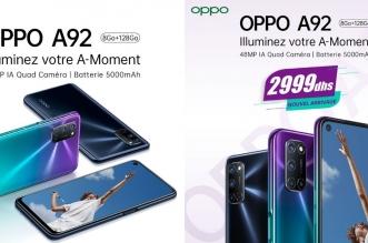 OPPO A92