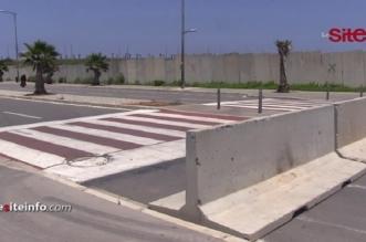 Casablanca: des avenues menant à Aïn Diab barrées (VIDEO)