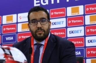 Le Marocain Abdelmounaïm Bah nouveau SG de la CAF