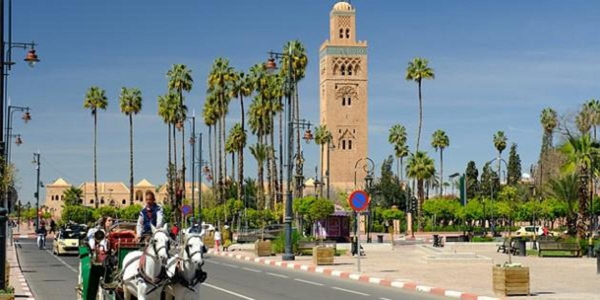 Gims, Amel Bent, Dadju et d'autres artistes français sont à Marrakech