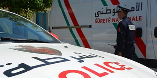 Rabat: un brigadier-chef meurt dans un accident à Hay Riad