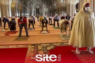 Clusters dans les mosquées: la mise en garde d'un responsable
