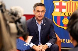 FC Barcelone: Josep Maria Bartomeu démissionne