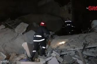 Casablanca: effondrement d'une maison à Sbata, les voisins témoignent (VIDEOS)
