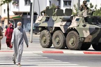 Instauration du couvre-feu dans une ville près de Rabat