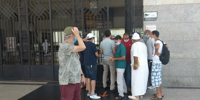 Nouvelle souche du covid: contrôles renforcés dans les gares du Maroc