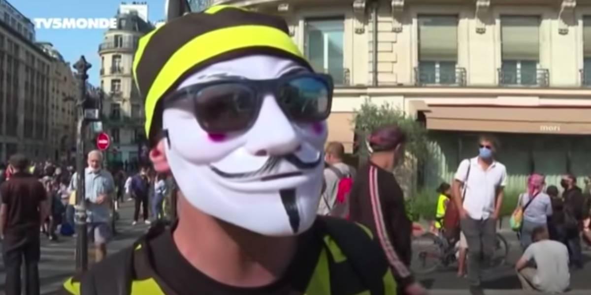 Nouvelle mobilisation des Gilets jaunes, les Champs-Élysées bouclés