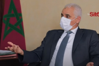 Vaccin anti-covid, gestion de la crise… Khalid Ait Taleb dit tout (VIDEO)