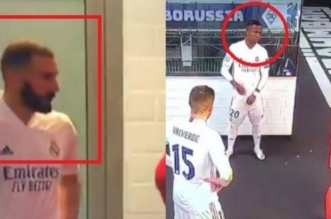 Real Madrid: Benzema au cœur d'une polémique (VIDEO)