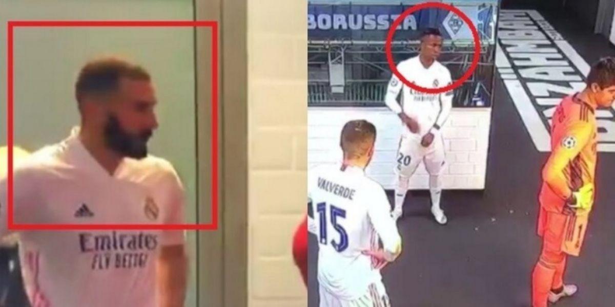 L'entourage de Vinicius réagit aux reproches de Benzema