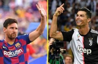 Lionel Messi parle de Cristiano Ronaldo