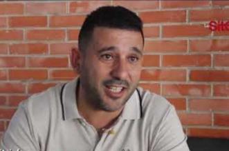 El Hadrioui, ancien Lion de l'Atlas, se livre à cœur ouvert (VIDEO)