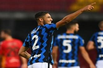 L'Inter Milan veut poursuivre l'UEFA en justice à cause d'Achraf Hakimi