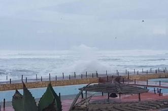 Casablanca: mini-tsunami à Ain Diab